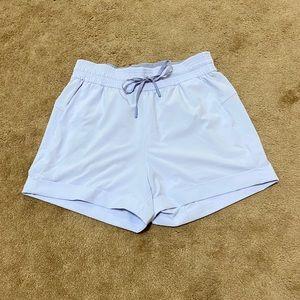 Lululemon Spring Break Away Shorts Serene Blue